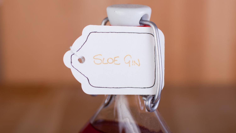 sloe gin herstellung