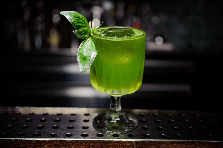 gin basil smash rezepte