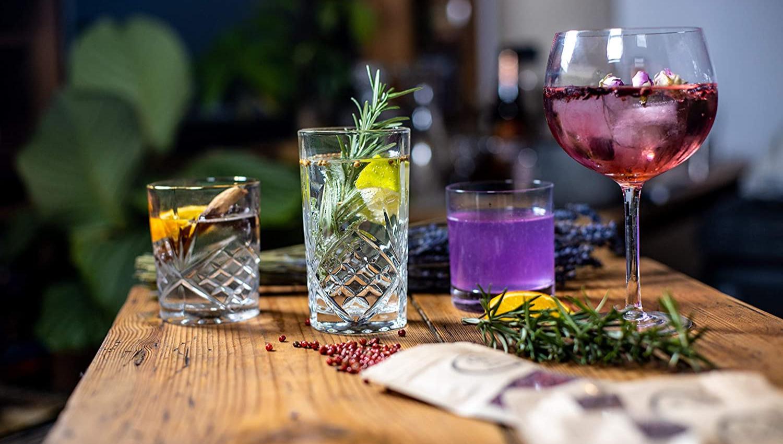 gin botonicals set