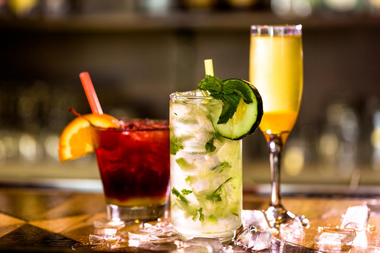 Mit was kann man Gin mischen?