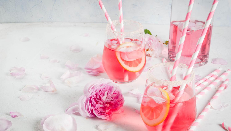 pink gin mit angostura bitters