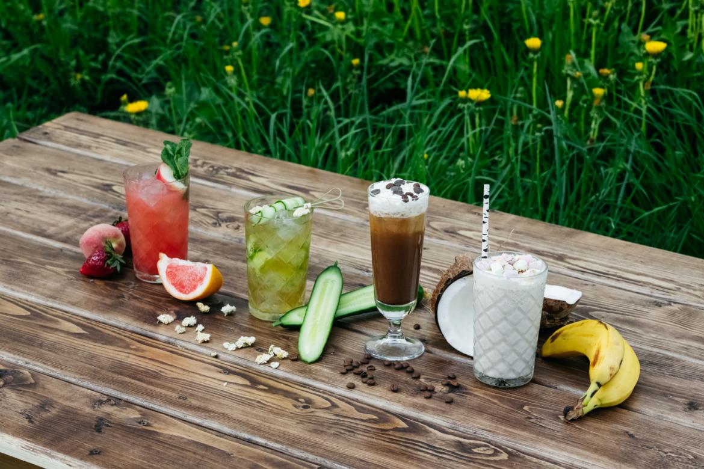 Gin Cocktails für den Sommer