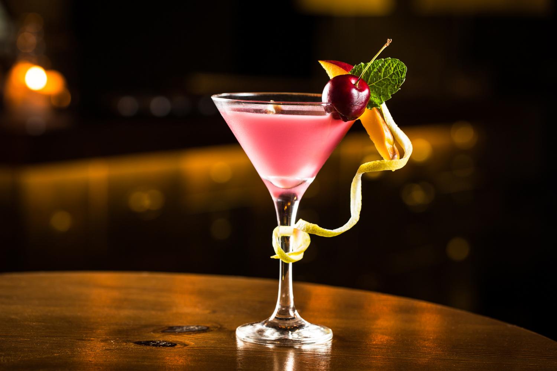 Pink Lady Cocktail Rezept