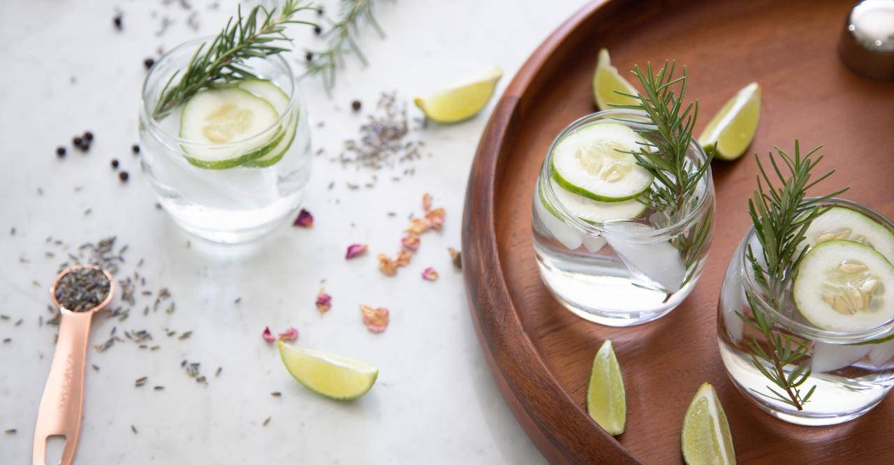 dry gin rezepte
