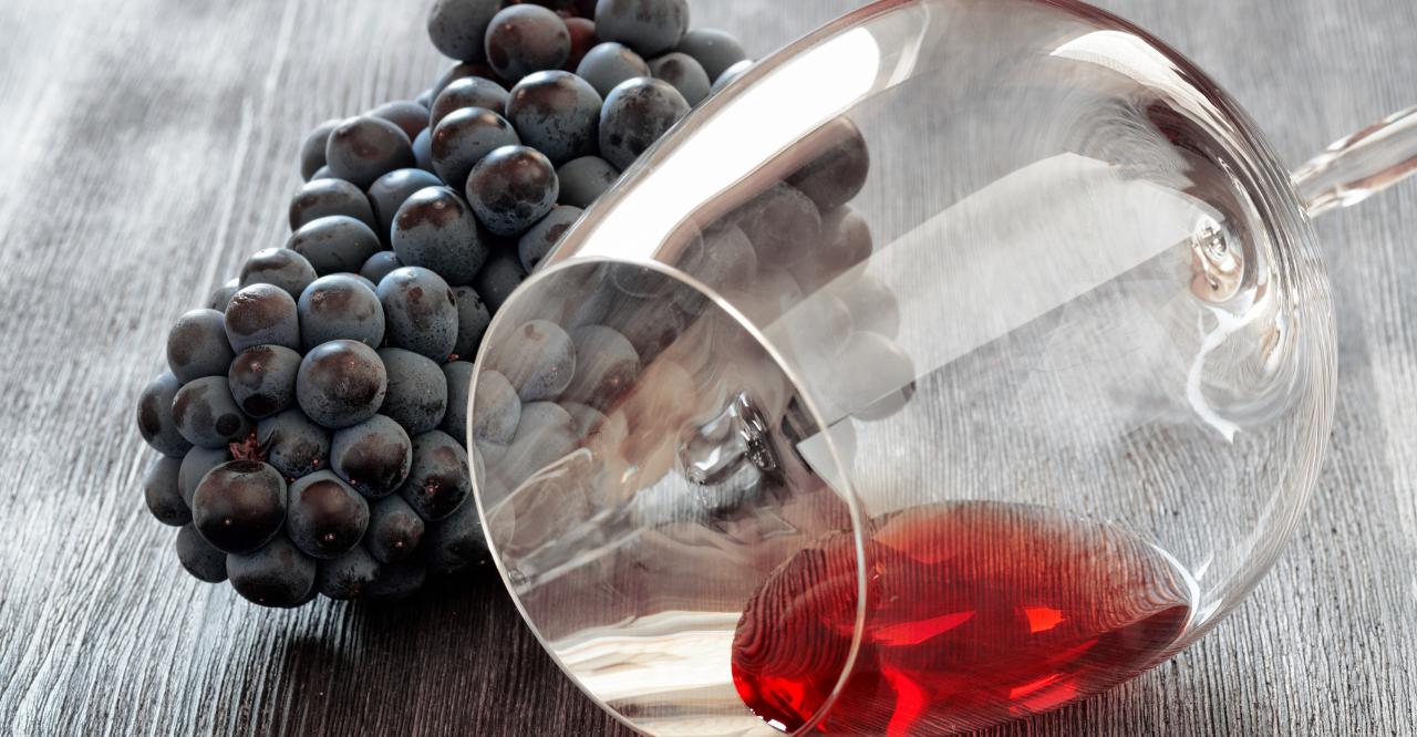 rotweinglas für cocktails