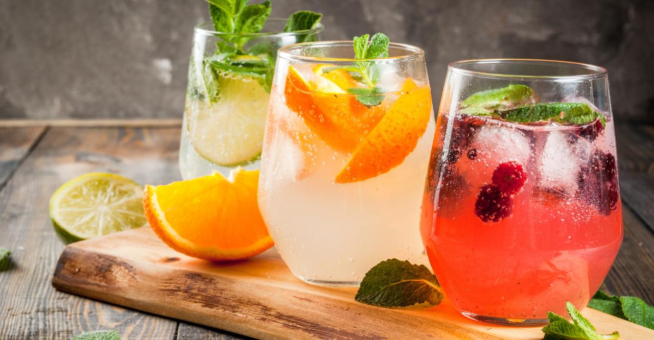 Gin Tonic Rezepte