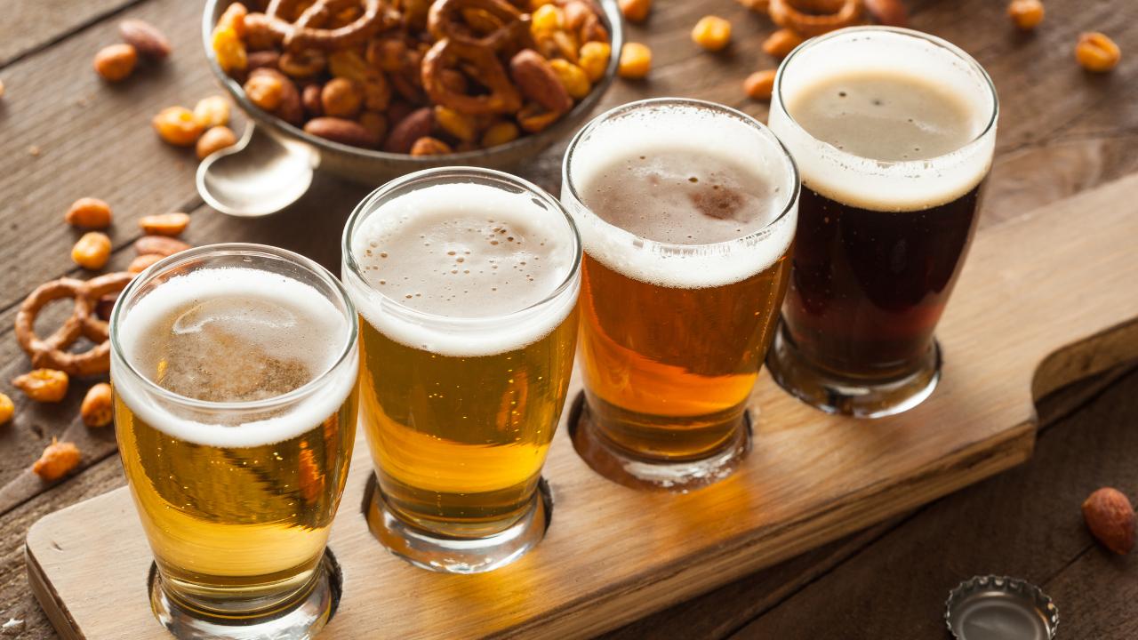 Biersorten Tabelle
